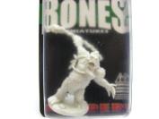 Reaper Miniatures 77433 Yeti Shaman, Bones Miniature