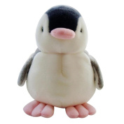 Kanzd Animated Penguin Husky Baby Soft Plush Toy Singing Stuffed Animated Animal Kid Doll Gift