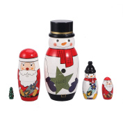 TOYMYTOY Nesting Dolls Russian Stacking Dolls Collection Toy