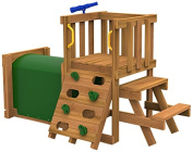 Little Sprout Toddler Tunnel Expandable Playset