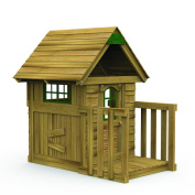 Little Sprout Playhouse Playset