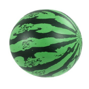 Outdoor Inflatable Beach Ball Lightweight Bouncy Watermelon Ball Toys for Boys and Girls