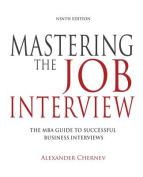 Mastering the Job Interview, 9th Edition