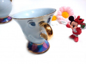 With tip teacup Beauty and the Beast, extreme popularity supporting role Disney resort souvenir bag
