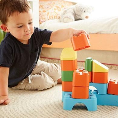Green Toys Block Set , Baby Toys, 2017 Christmas Toys