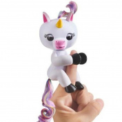NBODY Fingerlings Interactive Baby Unicorn Puppet, Fingerlings Unicorn Interactive Baby fingerlings toys