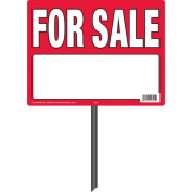 For Sale Sign with Stake