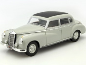 1955 model Mercedes Benz 300 green 1955 Mercedes 300 Green 1 / 18 Diecast Car Model by Norev