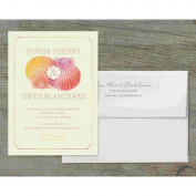 Tropical Suite Deluxe Wedding Invitation