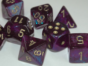 BOREAL dice royal purple