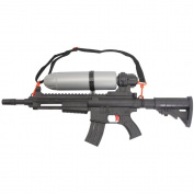 Water pistol air machine gun