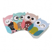 Yesido. Random Colour Cute Owl Shopping List Notebook