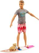 Mattel FBD71 Barbie dolphin magic Ken surfer