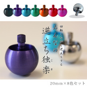 If mysterious top / top / top standing on hand turns around, the luck turns around, too! It is a department store to look up, and to tie / thought to of Japan toward / foreign countries in the rehabilitation of the finger of the Japanese tradition toy /