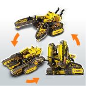 Elekit craft Kit robot teaching triple Ranger