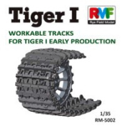 1/35 Tiger I Heavy Tank Movable Assembly Tank Tread for Early Period Models(Released)
