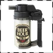 Black [black, black] clear in TAKARA TOMY A.R.T.S beer hour [width 7* depth 14* 16.5-21cm in height]