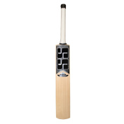 SS Master 1000 English Willow Cricket Bat (Free Extra SS Grip, Bat cover, Anti scuff Sheet Included) - 2017 Edition