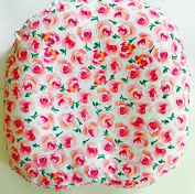 Boppy Newborn Lounger Pillow Cover in Indy Blooms Floral by AllTot