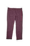 Style & Co. Plus Size Purple Seamed Leggings 24W