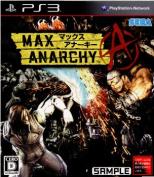 [PS3]MAX ANARCHY (max anarchy)