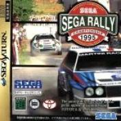 SEGA rally championship / Sega Saturn afb