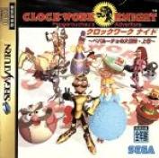 Large adventure, first book - / Sega Saturn afb of clock work knight -