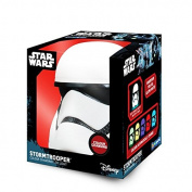 Star Wars Official Illumi-Mates Stormtrooper V2 Bedside Lamp (One Size)
