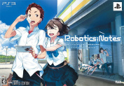 ROBOTICS, NOTES (Robo Thich notes) (limited edition) /PS3 afb