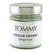 Tommy Art Chalk Paint, Vintage Green, 140ml