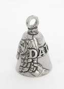 DAD GUARDIAN BELL HARLEY BIKER BELL RIDE TO LIVE