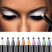 Eye Shadow Pen ,Vanvler Glitter Highlighter Eyeshadow Pencil Becauty Makeup