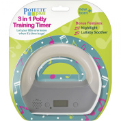POTETTE 3 IN 1 POTTY TRAINING TIMER
