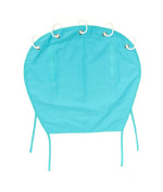 Taby Tray Infant Baby Sunshade UV Protective Stroller Car Seat Cover - Blue