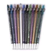 MSmask Eyeliner Eye & Lip pencels Oil Free Eye & Lip pencels Pen Waterproof Smudge proof