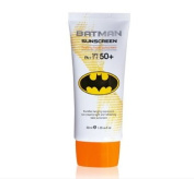 BATMAN SUNSCREEN Korean Beauty for Kids and adults - Naturally gentle on skin and broad spectrum (UVA & UVB Ray) SPF50+, PA+++ - 40ml