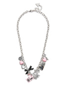 GUESS Factory Girl's Charm Necklace