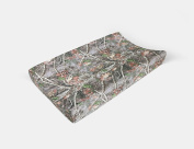 Camo Changing Pad Cover - Realtree Camo by The Woodland Baby