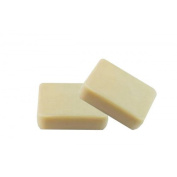 Beeswax Block White Refined & Decolorized Cosmetic, Candle Wax 1kg