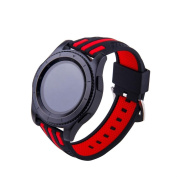 Hot Item! Memela(TM)For Samsung Gear S3 Frontier Classic,New Fashion Camouflage Sport Silicone Quick Release Soft Rubber Replacement Watch Bands