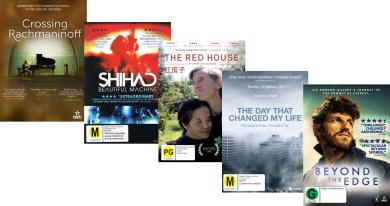 New Zealand Films Bundle 3