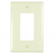 Tpj26-La Alm 1G Decorator Plate Pass and Seymour Standard Receptacle Plates