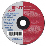 1 Cut-Off Wheel, United Abrasives-Sait, 23060