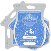 Scentsy, Jammy Time, Wickless Candle Tart Warmer Wax 90ml Bar, 3-pack