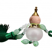 Alonea Car Perfume Car Hanging Glass Gourd Perfume Ornaments Car Interior Small Gifts