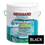 Aquagard 38705 Waterbased Anti-Fouling Bottom Paint - 3.8l- Black