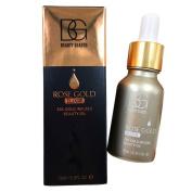 Hanyia 24k Facial Elixir Skin Makeup Oil Beauty Oil Essential Oil Before Foundation Primer Moisturising Face Oil 15ML