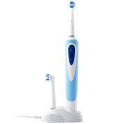 Smile 360 Infinity Power Toothbrush with 2 Replacement Brush Heads