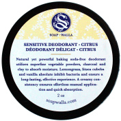 Soapwalla - Organic / Vegan Sensitive Skin Deodorant Cream