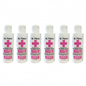Dr Pierce Anti Bacterial Body Piercing Cleanser 120ml 6 pc Set